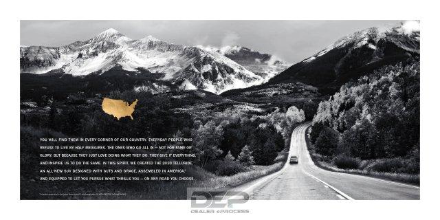 Kia Telluride Brochure | Kia Telluride Forum